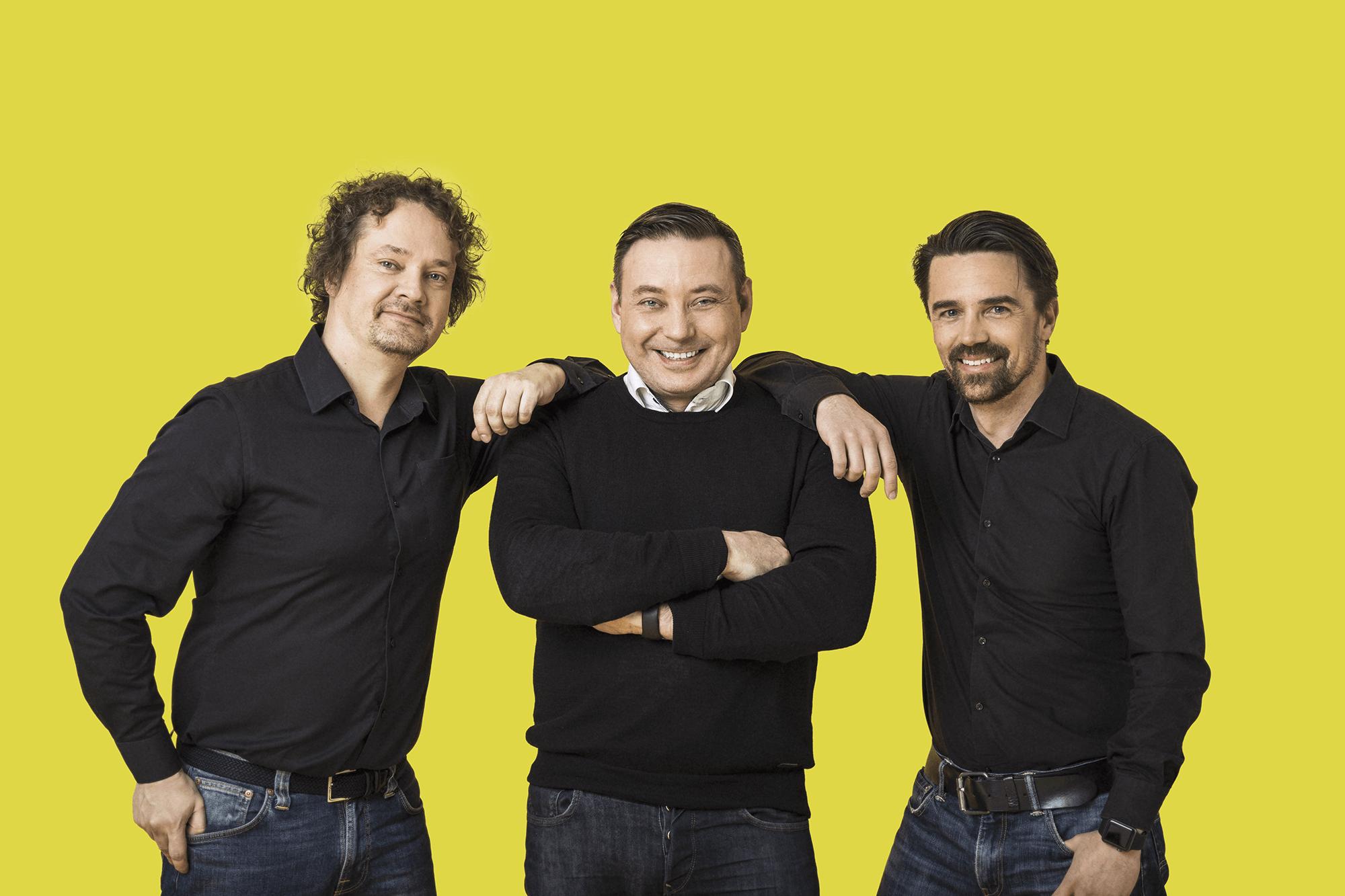 HappySignals founders